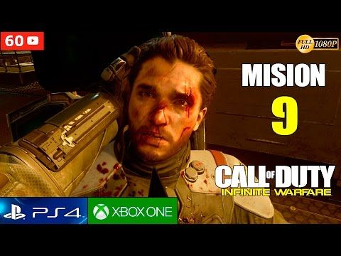 http://callofdutyforever.com/call-of-duty-gameplay/call-of-duty-infinite-warfare-mision-9-gameplay-espanol-ps4-1080p-60fps-campana-walktrough-parte-9/ - Call of Duty Infinite Warfare Mision 9 Gameplay Español PS4 1080p 60fps | Campaña Walktrough parte 9  Call of Duty Infinite Warfare Campaña Completa Español (Mision 9) Misión 9 – Operacion Bandera Negra Lista de Reproducción COD Infinite Warfare: https://www.youtube.com/playlist?list=PLcNU_oH-wkJ-TXOdnKXi4IJs3rA4
