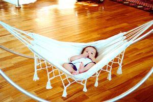 Hangmat speciaal voor babys