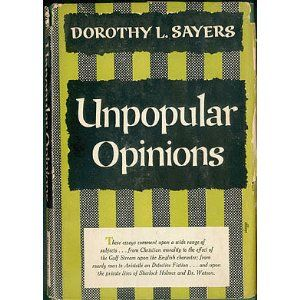 dorothy sayers work essay Dorothy sayers on vocation eventually this blossomed into her writing full essays on the subject of work and sermons/files/2010/06/dorothy-sayers-why-work.