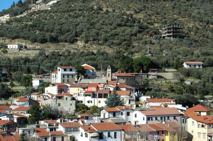 Castellaro (IM), uno scorcio