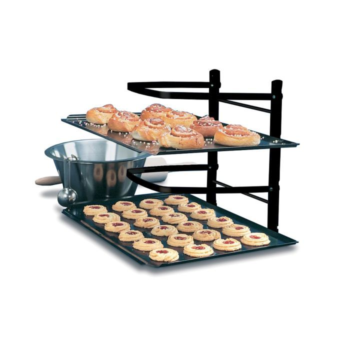 4 Tier Collapsible Cooling Rack Bed Bath Beyond Cooling