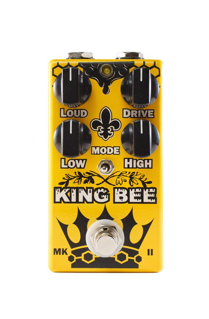 the walker king bee mkii best dumble amp in a box pedal around all the way from russia. Black Bedroom Furniture Sets. Home Design Ideas
