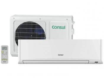 Ar-Condicionado Split Consul 7000 BTUs Frio - Facilite CBE07AB com Sistema Imuni