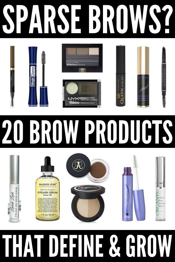 How to Grow Eyebrows Fast: 8 Brow Hacks That Actually Work ...