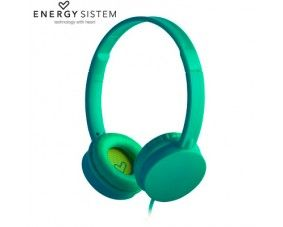 ENERGY AURICULARES COLORS VERDE