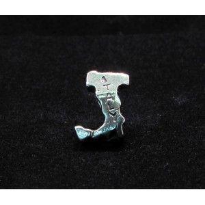 Boot of Italy charm for Pandora in silver  Buy online https://www.eredijovon.com/en/10-monument-charms-pandora-compatible-silver  #italianpandoracompatiblecharms #luckycharms #handmadecharms #venicecharms #rialtobridgecharm #gondolacharm