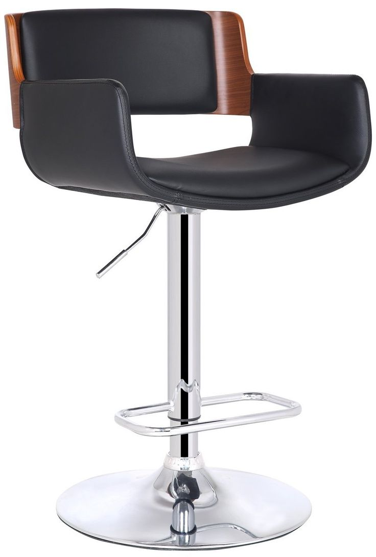 "Bentwood 42.5"" Swivel Bar Stool"