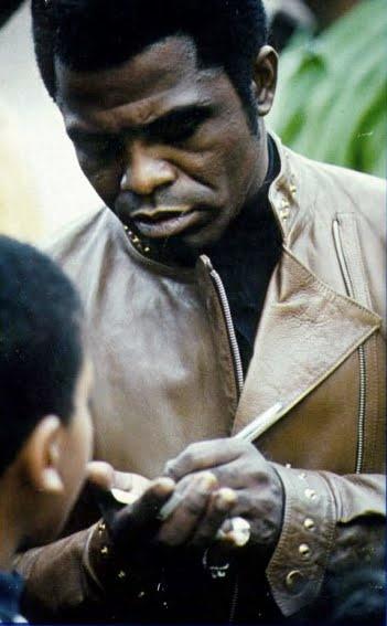 KING James Brown WWW.RICARDOSAMUDASINCLAIR.COM