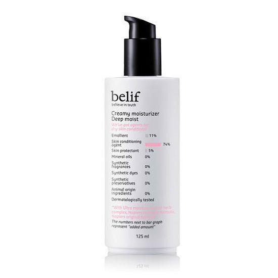Belif Creamy Moisturizer Deep Moist 125ml TV Get it Beauty Hydrating Lotion Koea #BelifKbeautyKoreaCosmetic