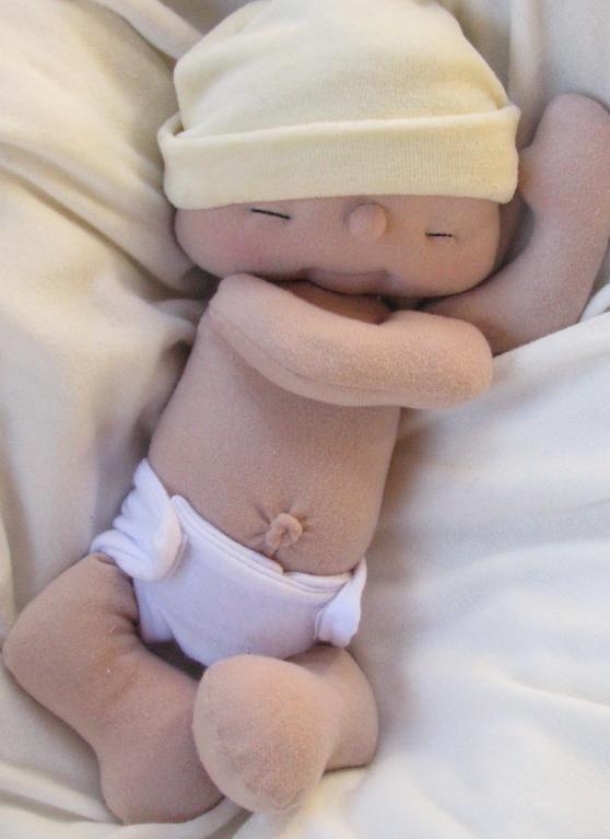 Costura: Tiny Padrão Bebê Costura