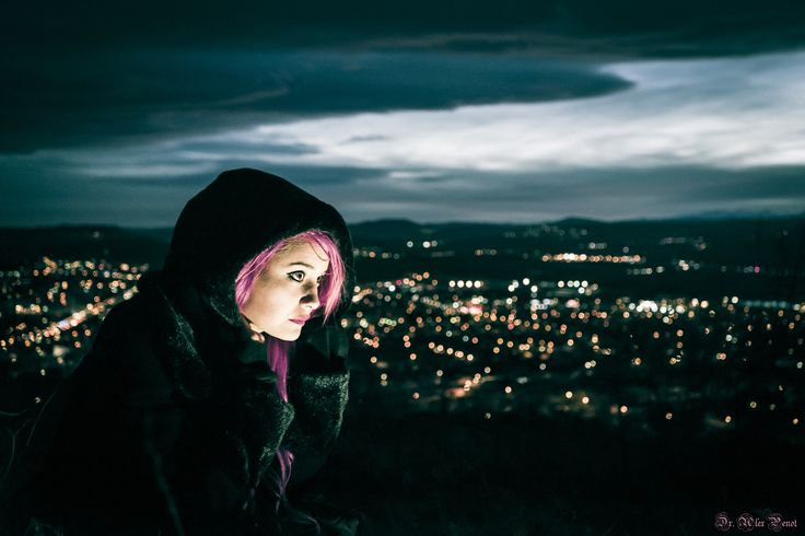 Pink Haired Vigilante by Dr. Alex Penot on 500px