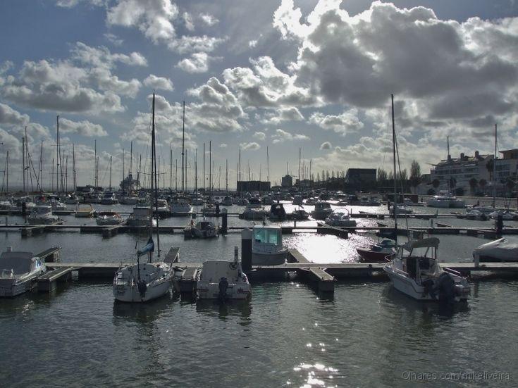 Our Marina in the south part of Parque das Nações