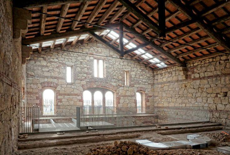 Lavori in corso alla Provianda di Santa Marta | Architettiveronaweb