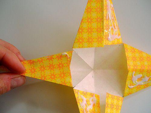 Paper Stars 8