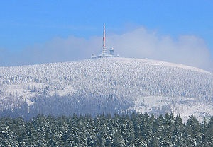 Der Brocken, Germany