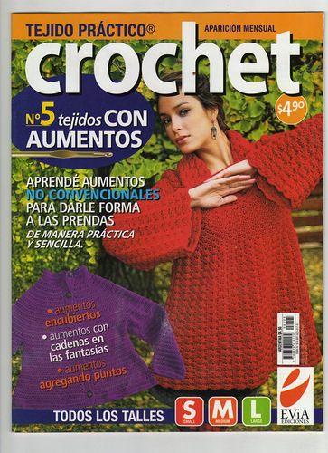 Tejido practico Crochet 5