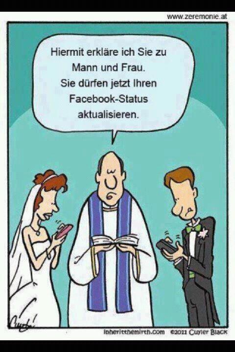 Hochzeit modern :)