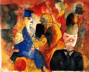 Cabaret Film - Best Musical Films - George Grosz