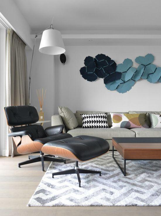 74 besten eames lounge chair and ottoman bilder auf pinterest eames lounge st hle george. Black Bedroom Furniture Sets. Home Design Ideas