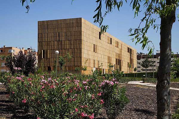 Construcción ecológica con bambú