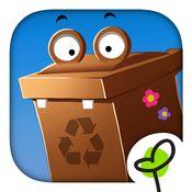 Gro Recycling – Mata glada återvinningskärl och se hur soporna förvandlas till nya saker