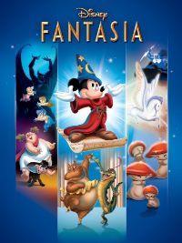 Amazon.com: Fantasia: Deems Taylor, Leopold Stokowski, James Algar, Samuel Armstrong