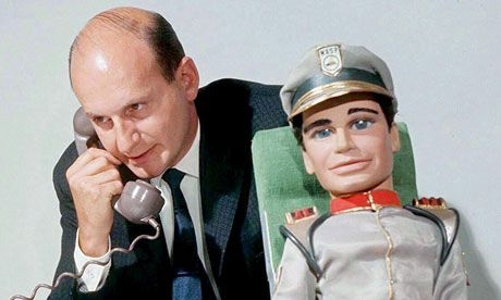The Guardian has reported that Gerry Anderson passed away on December 26, 2012 at the age of 83. Anderson was the creator of Thunderbirds, the 1960s sci-fi TV series which featured marionettes.