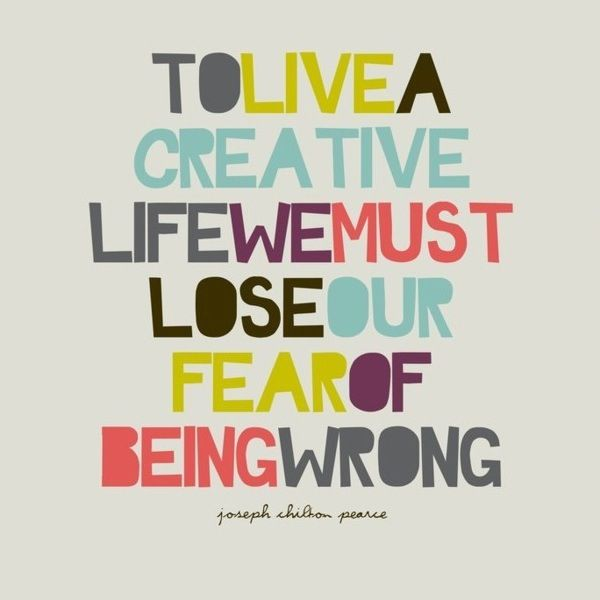 Creative quotes | http://www.pinterest.com/happygolicky/inspirational-quotes-words-of-wisdom-positive-thou/