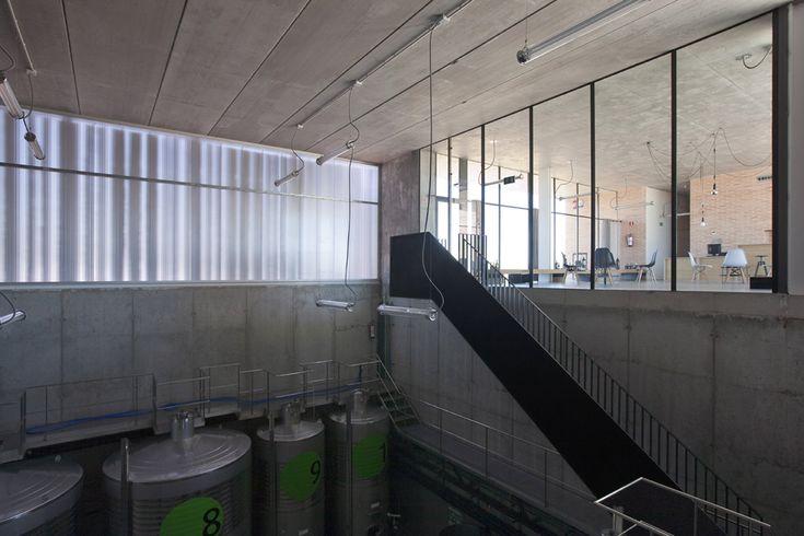 Винодельня Montepedroso от архитекторов студии 3.14GA