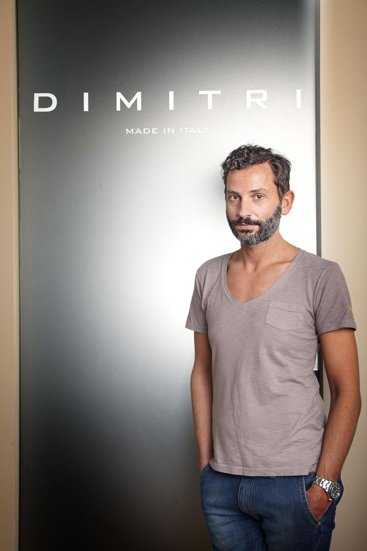 Fashion Designer Dimitrios Panagiotopoulos  photographed by Armin Huber