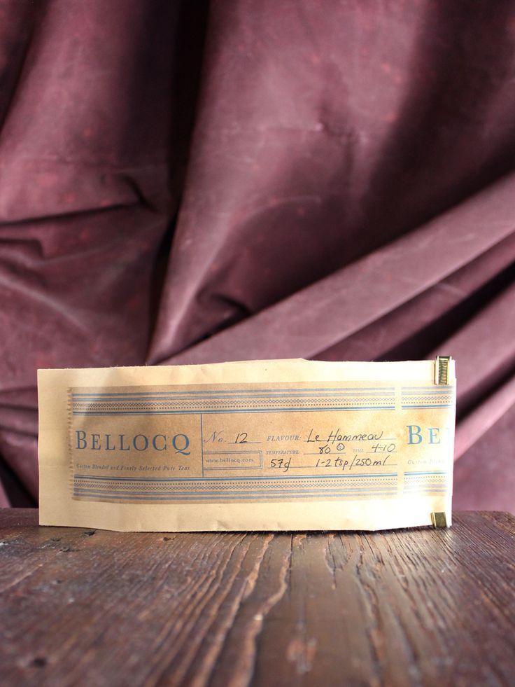 H.P.DECO BELLOCQ No.12 LE HAMMEAU ATELIER BAG ティー 553161 Shops 公式通販 アッシュ・ペー・フランスモール