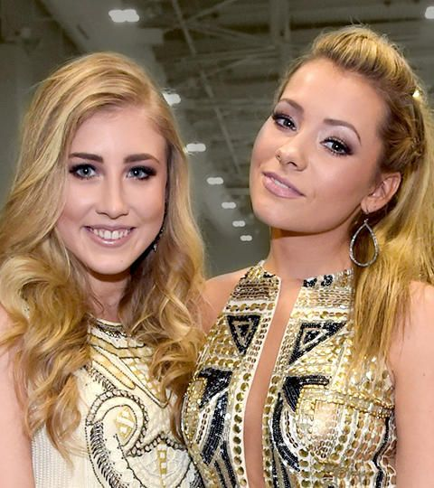 Tae Marlow | maddie tae maddieandtae maddie marlow and taylor dye make up country ...