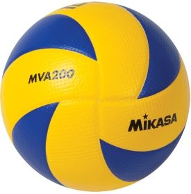 Tested by the world's greatest players, the Mikasa® Official Indoor Rio Olympic Volleyball offers superior control, feel and performance that meet…