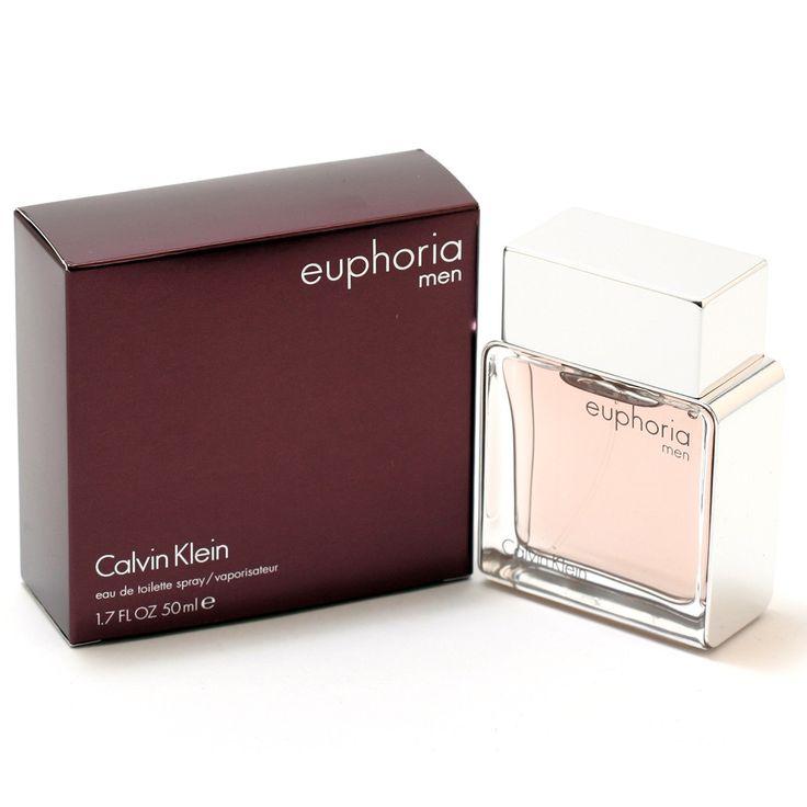 Euphoria For Men By Calvin Klein -Eau De Toilette Spray
