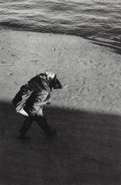 Valparaiso Chile 1963 Photo: Sergio Larrain