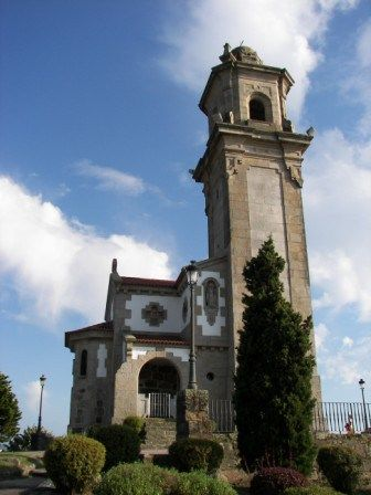 Ermita de La Guía Vigo #Vigo #riasbaixas