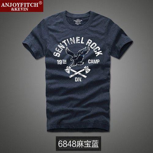 Men Brand Casual Cotton T Shirt