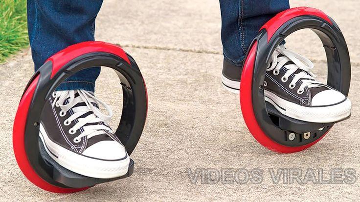 ❝ Inventos increíbles y Curiosos [VÍDEO] ❞ ↪ Puedes verlo en: www.proZesa.com