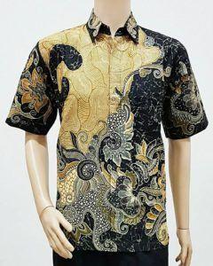 Model Baju Batik Pria Lengan Pendek Pola Daun Call Order Whatsapp ( Text Only ) 082-135-313-738 Pin BB D919D352
