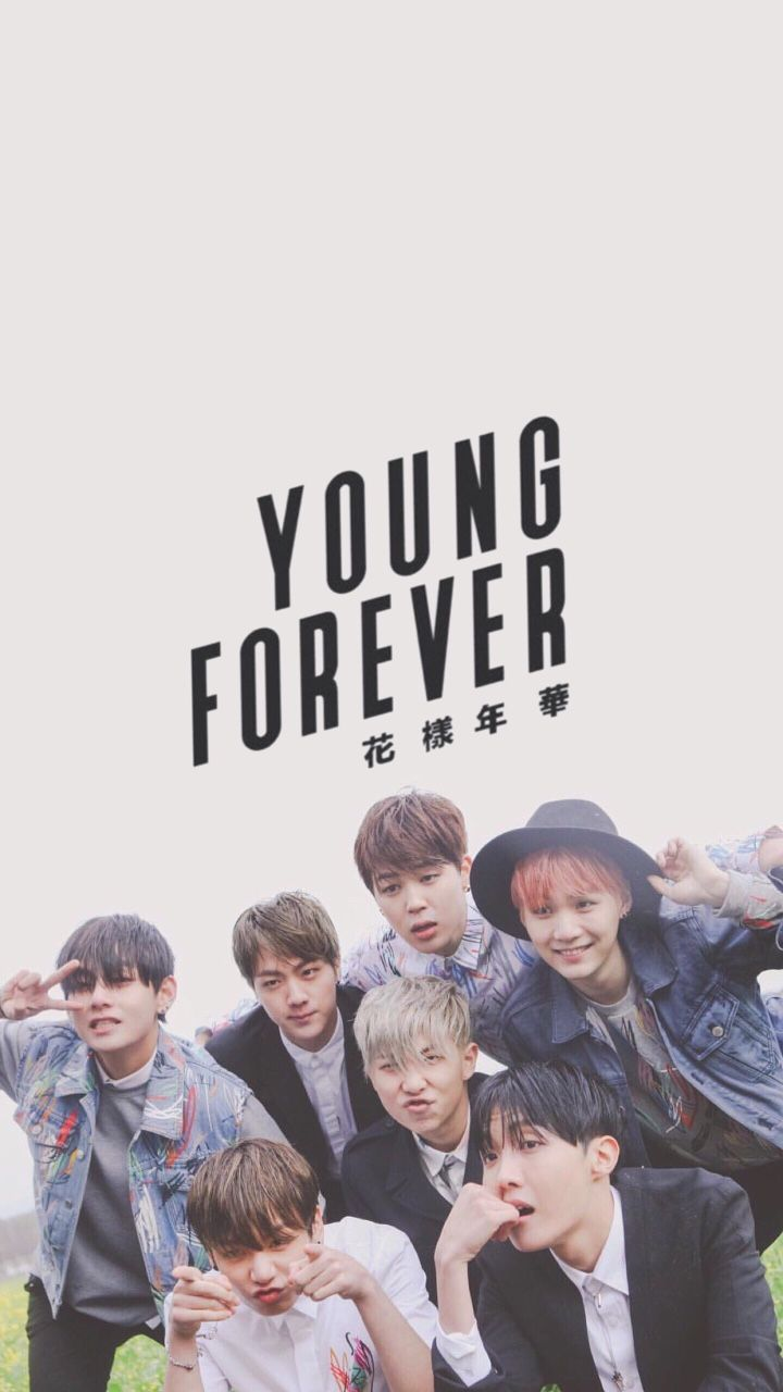 BTS || 화양연화 || wallpaper for phone