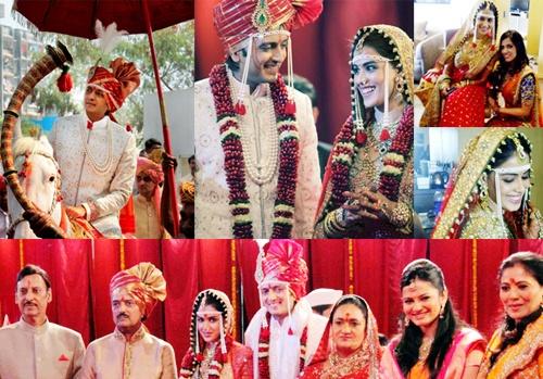 Lorena and Rohit are having an indian wedding!    Marathiwedding.weddingwindow.com