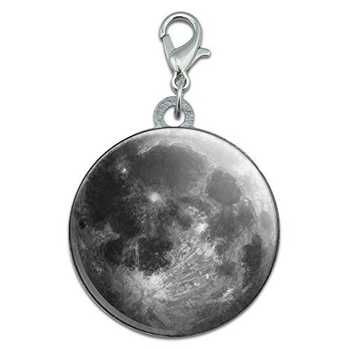 Full Moon Stainless Steel Pet Dog ID Tag * Details can be found by clicking on the image.