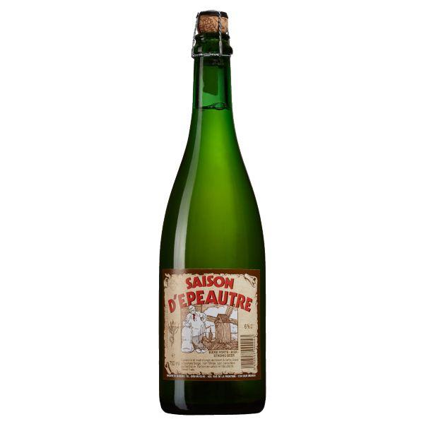 Birra Artigianale Saison D' Epeautre - Brasserie De Blaugies - Cantina della Birra