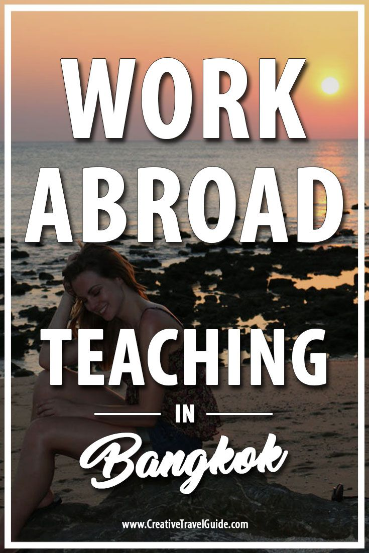 Amy shares her experience teaching in Bangkok and traveling Thailand. She shares her typical day working and living in Thailand.