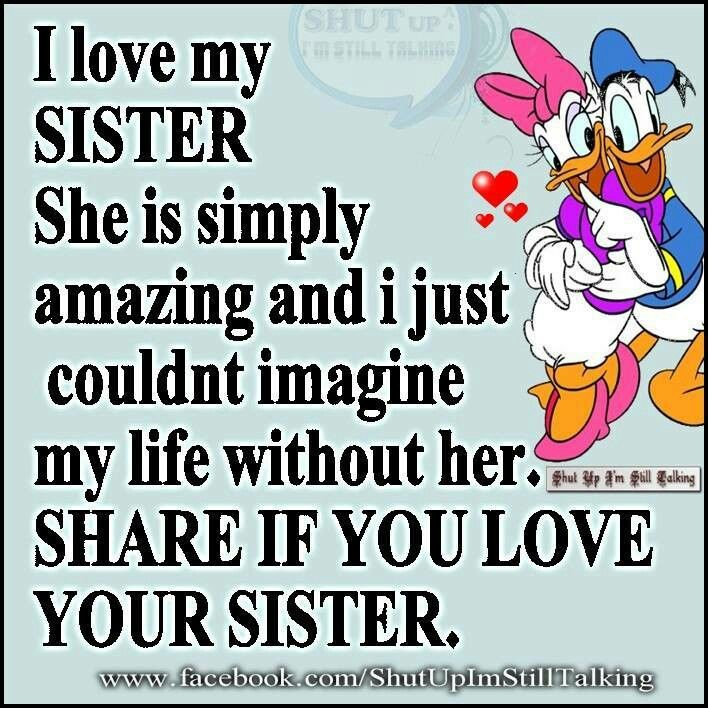 I Love My Big Sister Quotes: 258 Best Images About Sisters On Pinterest