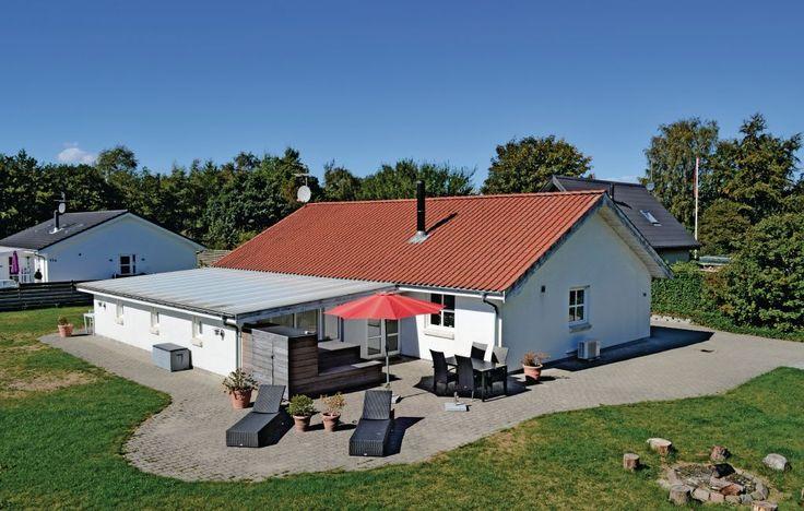 Sommerhus - Skæring Strand, Danmark   dansommer