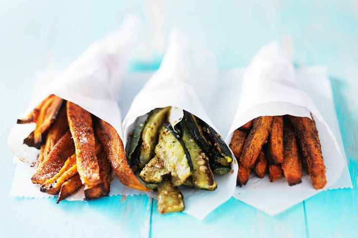 These healthy veggie chips are easy to make, delicious and a whole lot better for you than normal potato chips. Great for Friday night takeaway!