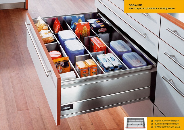 31 Best Kitchens Drawers Storage Images On Pinterest