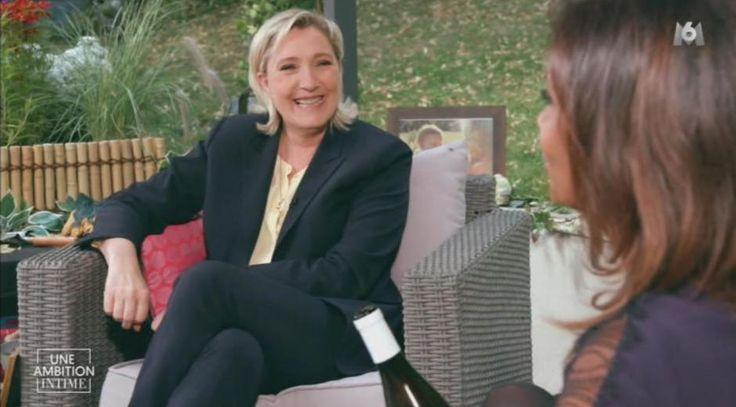 """Marine Le Pen ne tarit pas d'éloges à son sujet ! Karine Le Marchand ? Depuis son passage dans """"Ambition Intime"""", Marine Le Pen n'en pense que du bien ! Il n'y a pas à dire, l'animatrice de M6 a conv... http://feedproxy.google.com/~r/Potinsnet/~3/fTJKoZ2tnIY/karine-marchand-marine-pen-ne-tarit-deloges-a-208669.html"""