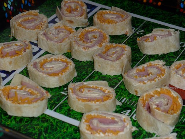 Garden Vegetable Cream Cheese Pinwheels Time 2 Eat Yall